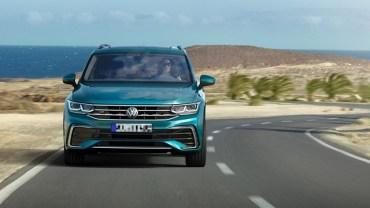 2022 VW Tiguan release date