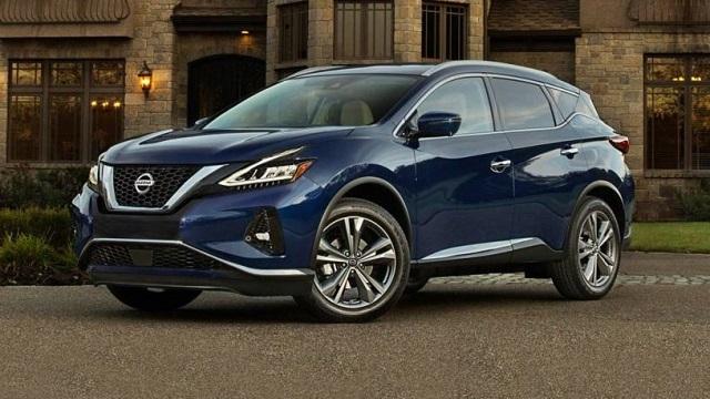 2022 Nissan Murano price