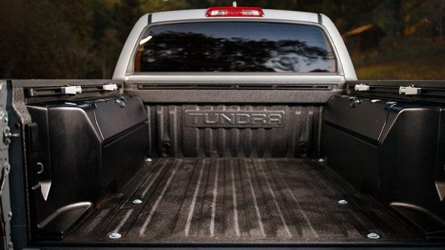 2022 Toyota Tundra TRD Pro cargo bed