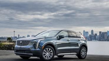 2022 Cadillac XT4