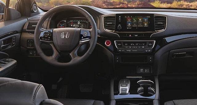 2022 Honda Passport Interior