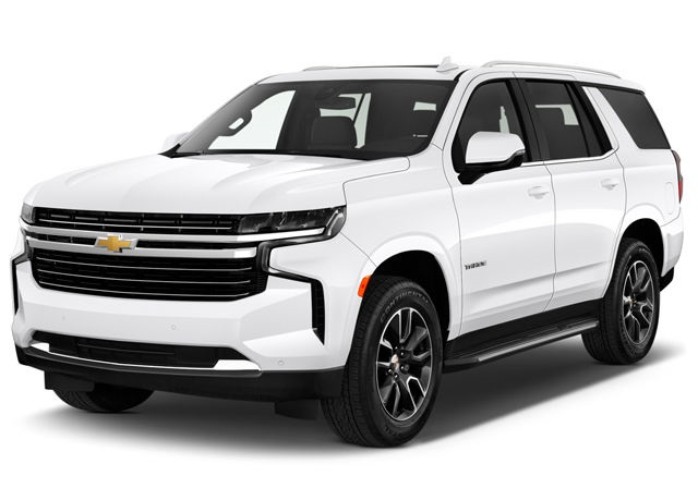 2022 Chevy Tahoe front