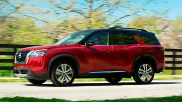 2022 Nissan Pathfinder featured