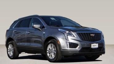 2022 Cadillac XT5 featured