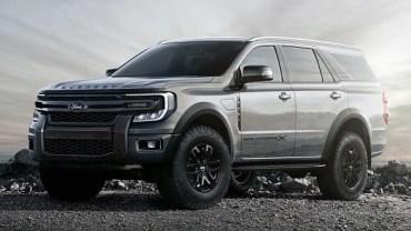 2022 Ford Everest