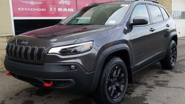2022 Jeep Cherokee Trailhawk featured