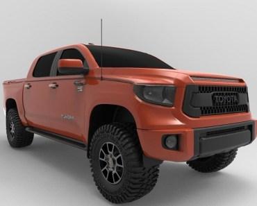 2020 Toyota Tundra Concept