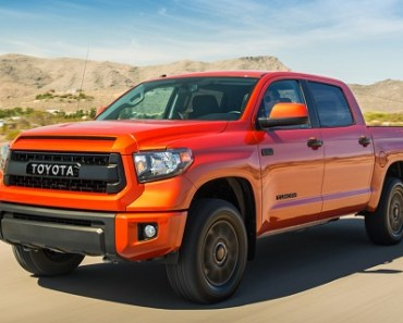 2021 Toyota Tundra twin-turbo V6