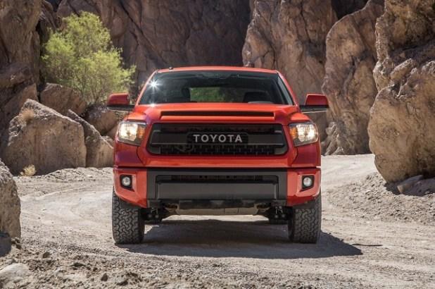 2020 Toyota Tundra redesign diesel