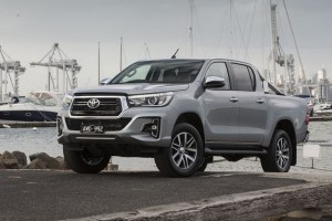 2020 Toyota Hilux Diesel and 4x4