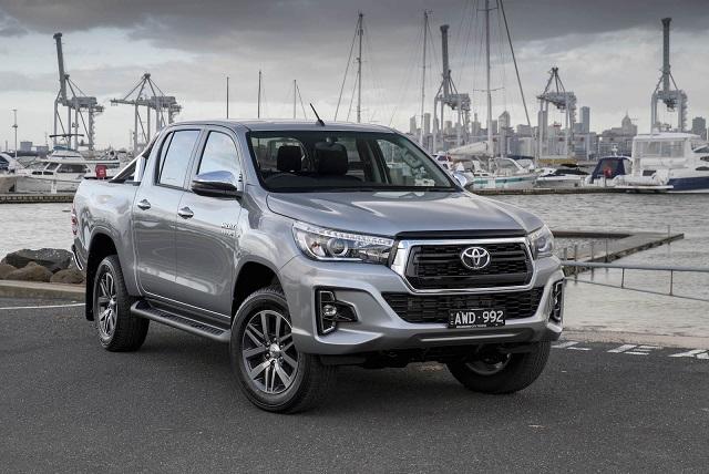 2020 Toyota Hilux USA price