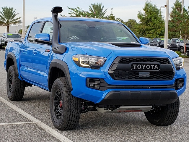 2020 Toyota Tacoma Diesel USA TRD