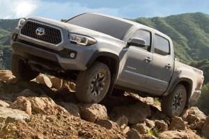 2020 Toyota Tacoma Diesel USA