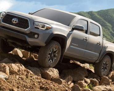 2020 Toyota Tacoma Diesel USA