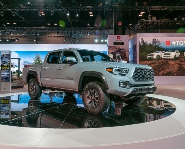 2021 Toyota Tacoma Diesel