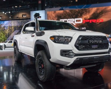 2020 Toyota Tacoma Diesel TRD Pro main