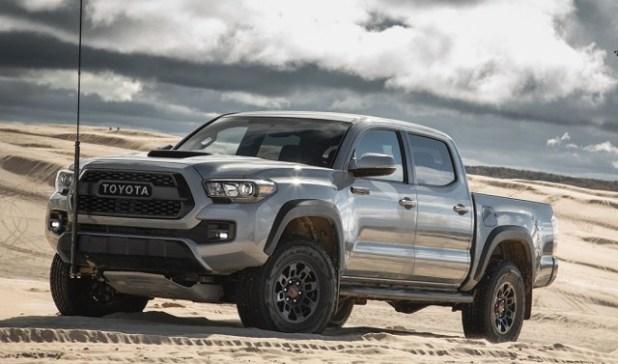 2020 Toyota Tacoma Diesel TRD Pro
