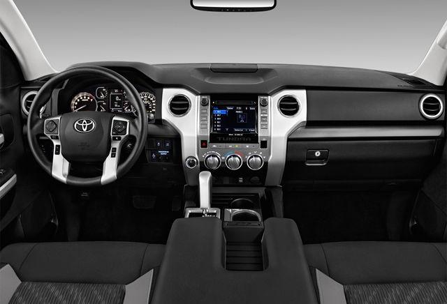 2021 Toyota Tundra Diesel interior