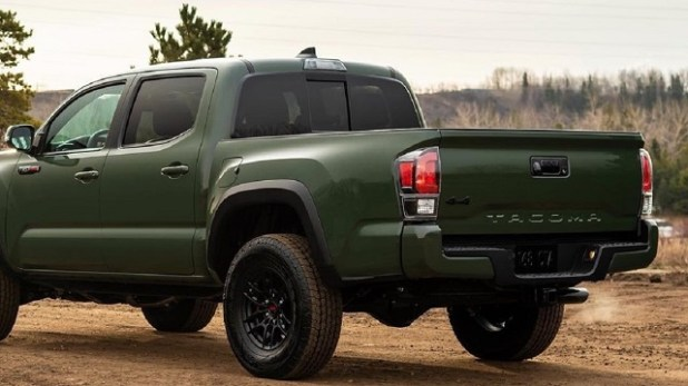 2021 toyota tacoma trd pro specs and changes  2020  2021