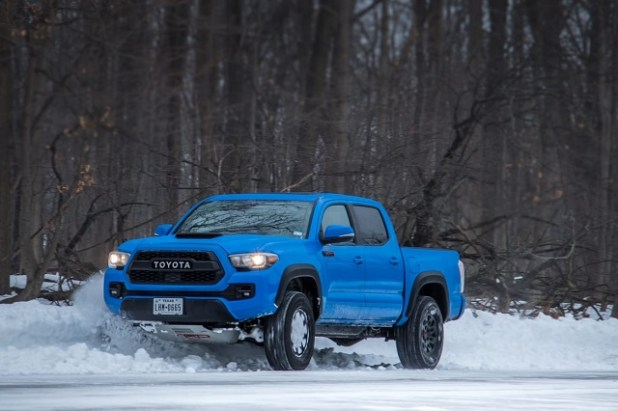 2021 Toyota Tacoma redesign