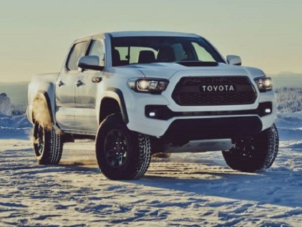 2022 Toyota Tacoma Diesel