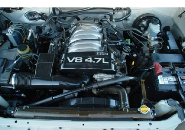 2001 Toyota I-Force engine