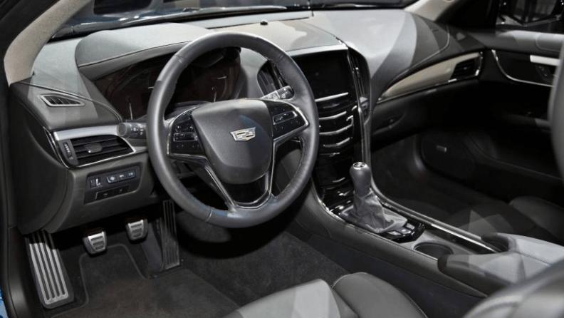 2020 Cadillac ATS Interior – 2021 Cadillac