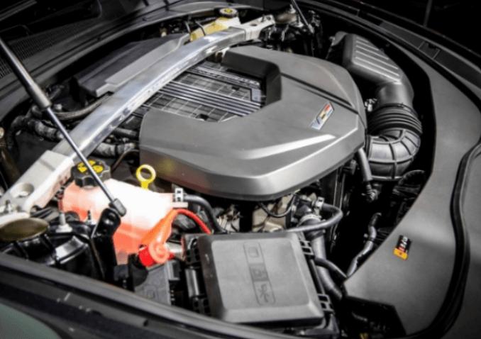 2021 Cadillac ATS Engine