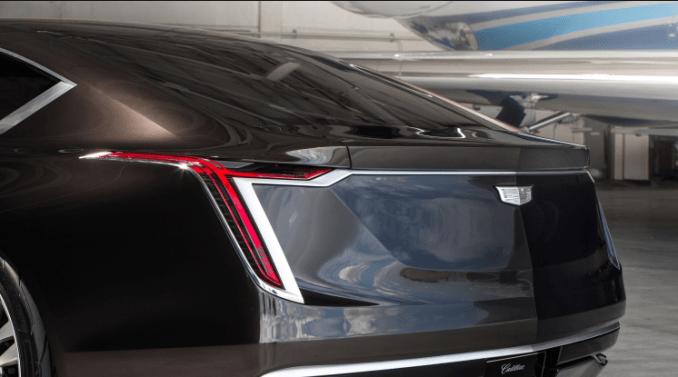 2021 Cadillac ATS Exterior