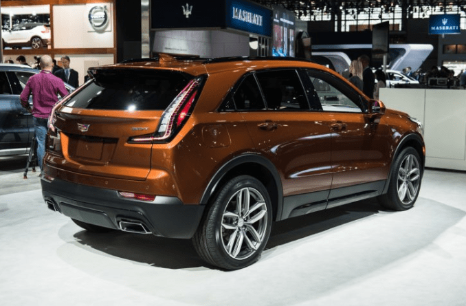 2021 Cadillac XT4 Dimensions, Engine, Price | 2021 Cadillac
