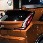 2021 Cadillac XT4 Exterior