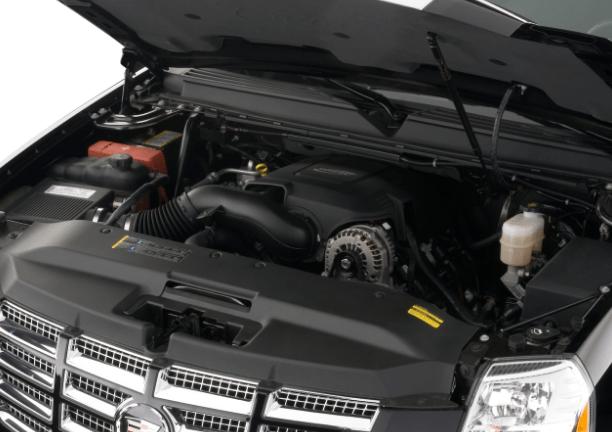 2021 Cadillac Escalade EXT Engine