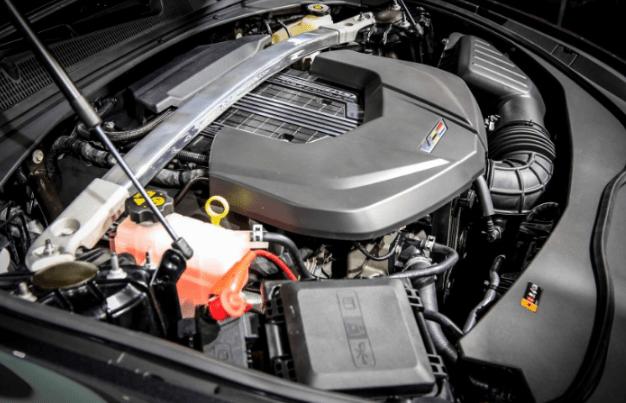 2021 Cadillac STS Engine