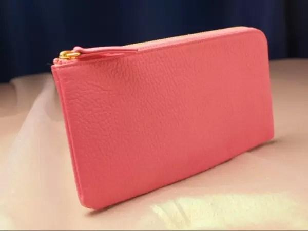 ピンク色財布の風水の意味