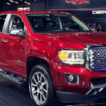 2021 GMC Canyon Exterior