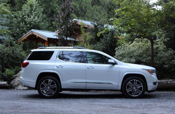 2020 GMC Acadia Denali, Redesign, Changes | 2021 GMC