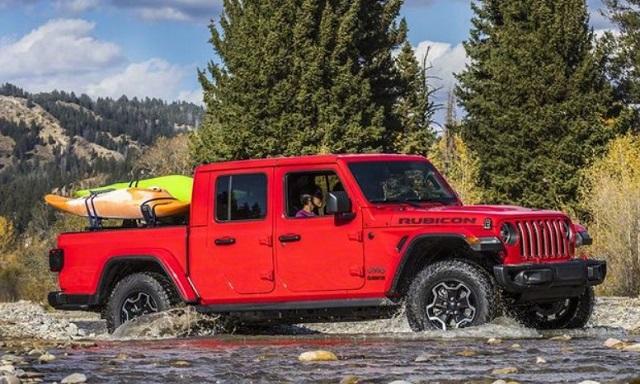 2022 Jeep Gladiator
