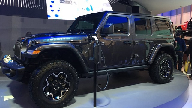 2022 Jeep Wrangler Unlimited PHEV