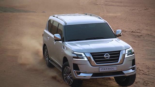 2022 Nissan Patrol Changes