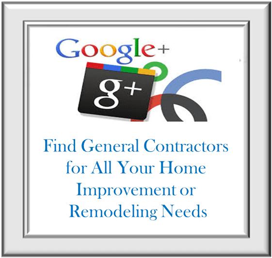 Google+ General Contractor Communities
