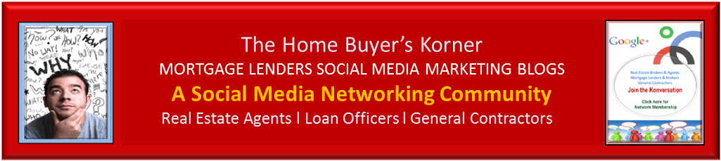 Mortgage Lenders Social Media Marketing Blogs