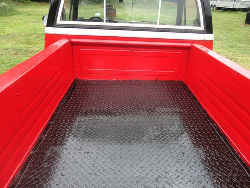 Purchase Used 1982 Chevrolet Chevy C10 Stepside 1500
