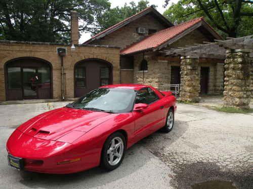 Purchase Used 1996 Pontiac Firebird Formula WS6 Ram Air In