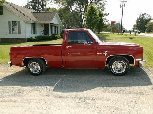 Buy Used 1982 Chevy C10 Truck In Murray, Kentucky, United