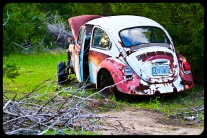 VW Bug: Censored!