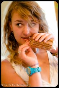 Makin' crackers look sexy.