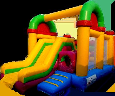 7Fun Factory bounce house combo