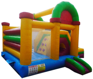 6Fun Factory bounce house combo