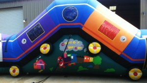 8Chuggy Choo Choo Obstacle Course Train Activity Middle