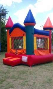 9Silly Willy Bounce House